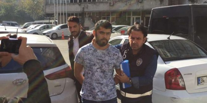 Uygur Türkünü öldürenler Suriye'ye kaçarken yakalandı