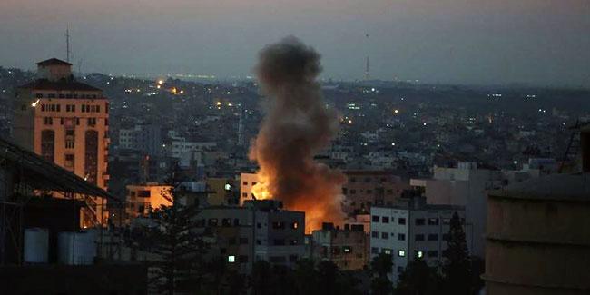 Hava saldırılarında 7 kişi hayatını kaybetti