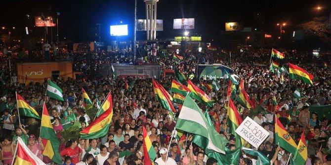 Bolivya'da şiddet dinmiyor