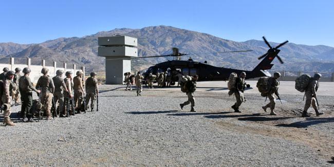 Son dakika: Kıran-6 operasyonu başladı