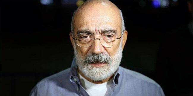 Son dakika: Ahmet Altan yeniden tutuklandı