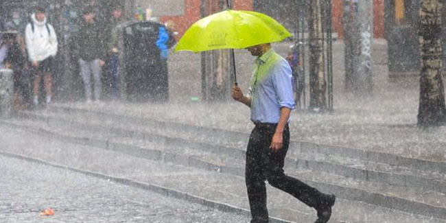 İstanbul'da hava durumu nasıl? İstanbul'da yağmur yağacak mı?