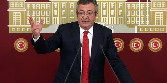 "CHP'li Engin Altay'dan Erdoğan'a: ""Milletin başını eğdirme"""