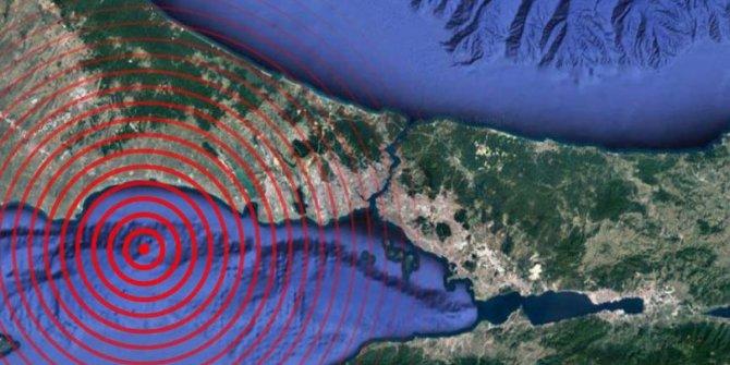 İstanbul için korkutan fay hattı uyarısı