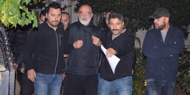 Ahmet Altan'dan polislere küstah sözler!