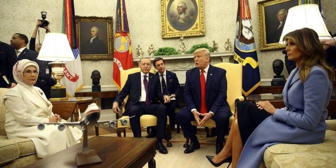 Erdoğan Trump görüşmesinde neler yaşandı?