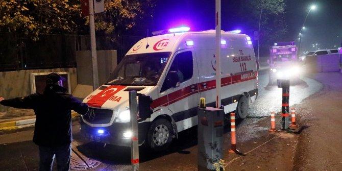 Şanlıurfa'daki 20. Zırhlı Tugay Komutanlığı'nda patlama