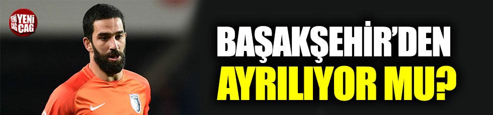 Başakşehir'den Arda Turan kararı!