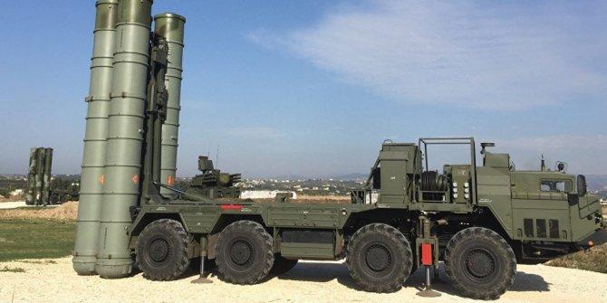 Türkiye-ABD arasına S-400 girdi
