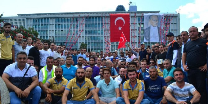 AKP'ye üyelik sözü ile işe aldılar