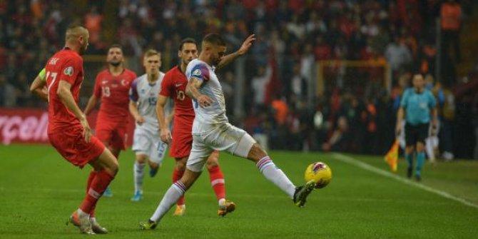 Türkiye - İzlanda 0-0 (Maç özeti)