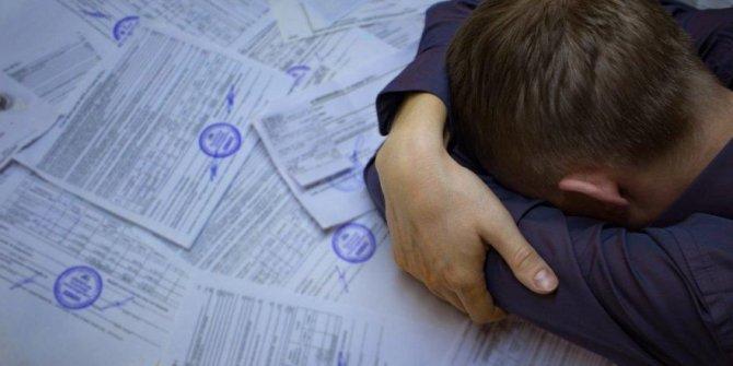 Öğrenim kredisi alan 217 bin kişiye haciz