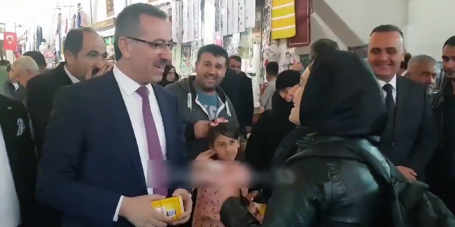 AKP'li Belediye Başkanı Hayrettin Güngör'den skandal sözler!