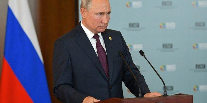 """Putin: """"İkinci bir Srebrenitsa olacak"""""""