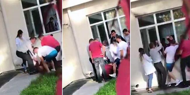Engelli öğrenciyi darbeden 6 kişi açığa alındı