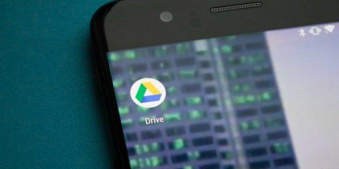 Android için aylardır süren Google Drive hatası!