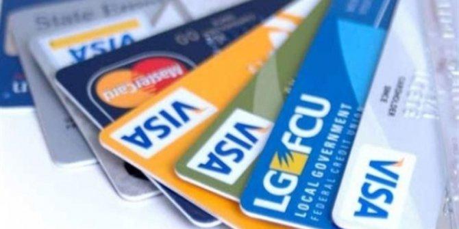 Vatandaş kredi kartına mahkum edildi