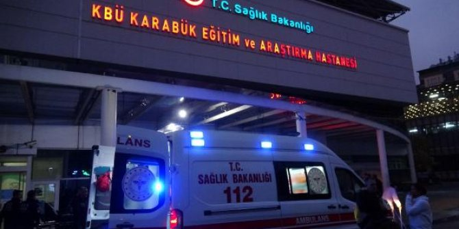 Kardemir'de patlama:1 işçi öldü