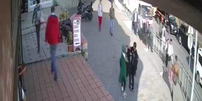 Başörtülü genç kıza yapılan saldırıya tepki yağdı!