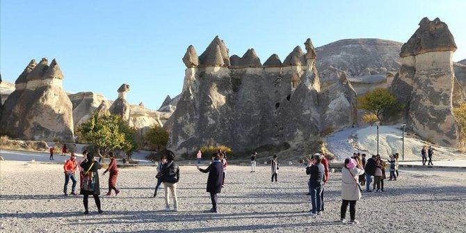 Tarih ve doğanın buluştuğu nokta: Kapadokya