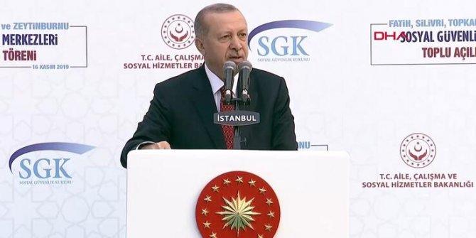 """Erdoğan, """"CHP zihniyeti açtı"""" dedi ama... IMF kapısını kim açtı?"""