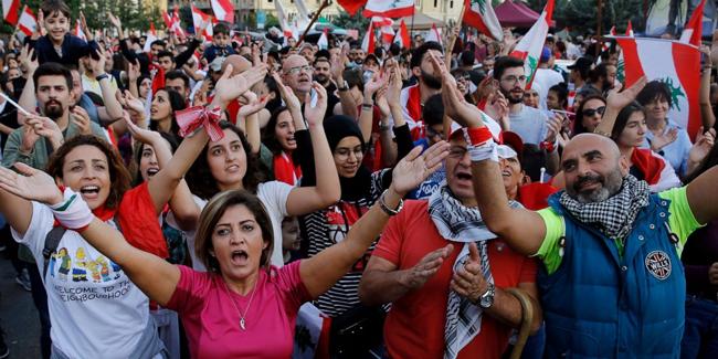 """""""Lübnan çok tehlikeli bir durumda"""""""