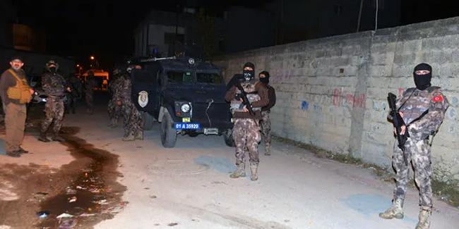 Eylem hazırlığındaki 4 IŞİD'li yakalandı