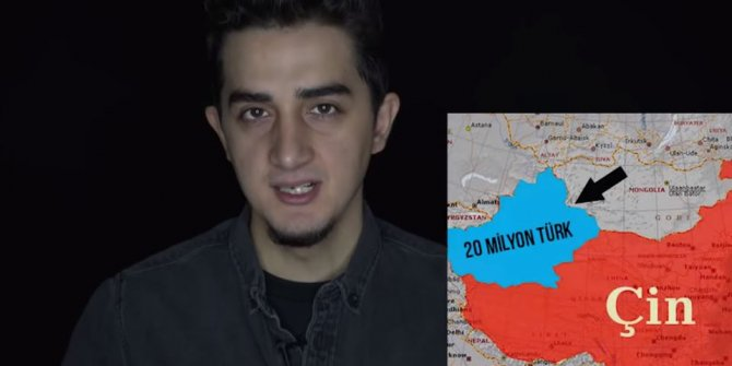 Ünlü Youtuber Ruhi Çenet'den Doğu Türkistan çağrısı