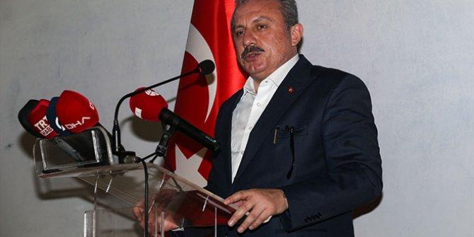 """Mustafa Şentop: """"Hükümet halk tarafından seçiliyor"""""""