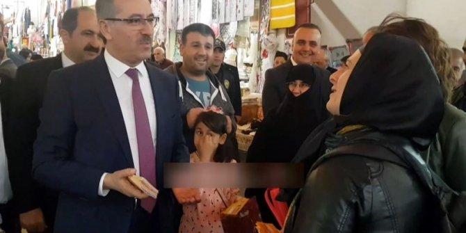 Kahramanmaraş Belediye Başkanı...