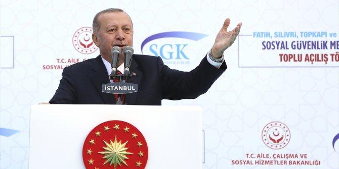 EYT'lilerden Erdoğan'a cevap