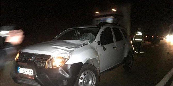 Bilecik'te 1 asker trafik kazasında şehit oldu