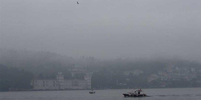 İstanbul Boğazı'nda tüm seferler iptal