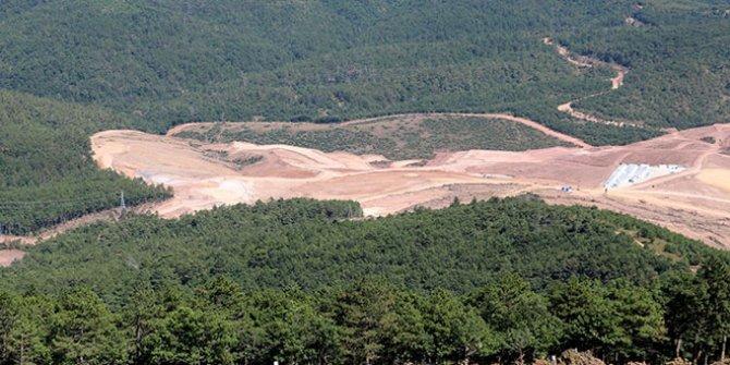 Kaz Dağları'nda vahim tablo: 279 maden arama ruhsatı verilmiş