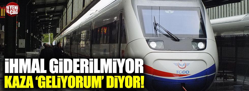 CHP'li Murat Emir'den YHT uyarısı
