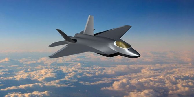 Milli uçak projesine BMC freni!