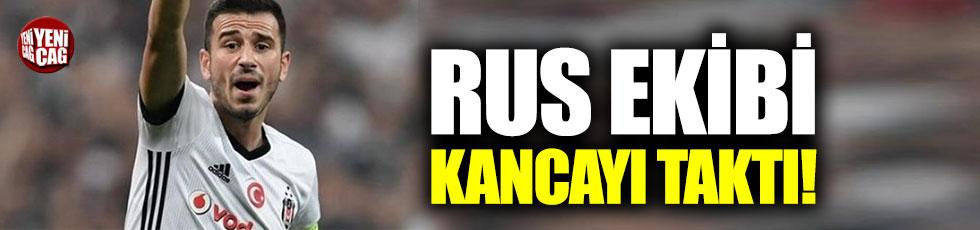 Oğzuhan Özyakup'a Rusya'dan talip var!