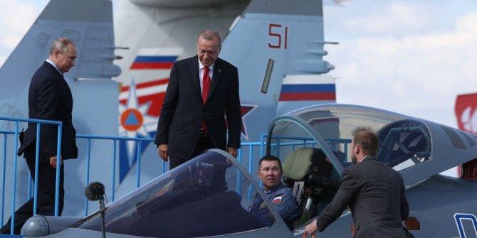 Rusya'dan Türkiye'ye Su-35 teklifi