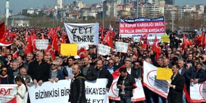 EYT'lilerden Cumhurbaşkanı Tayyip Erdoğan'ın sözlerine tepki