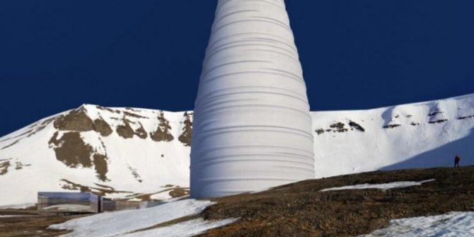 Kuzey Kutbunda bir dijital hafıza merkezi!