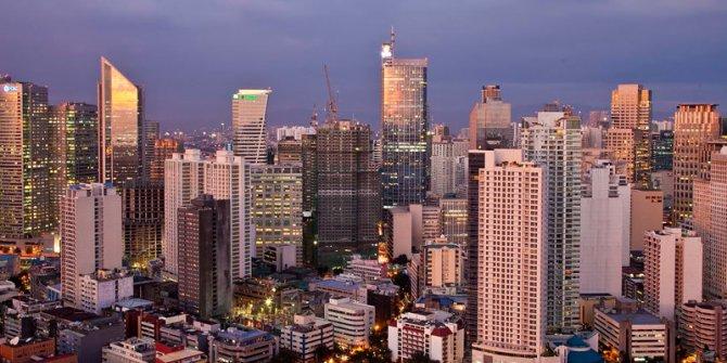 Filipinler'de deprem! Ülke yine ayakta