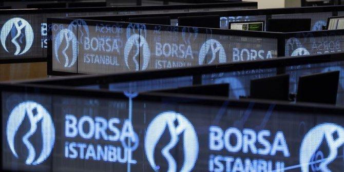 Borsa'dan 20 ayın en yüksek kapanışı