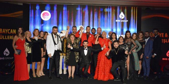 3.Türkiye & Azerbaycan Kardeşlik Ödülleri Sahiplerini Buldu