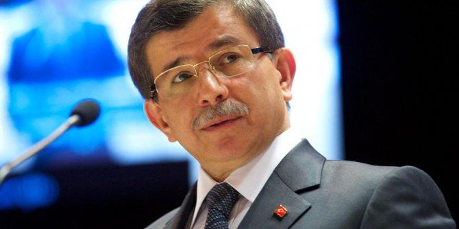Davutoğlu cephesinden dikkat çeken açıklama!