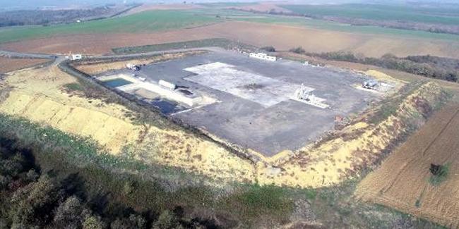 Tekirdağ'da 286 milyar metreküplük doğal gaz bulundu