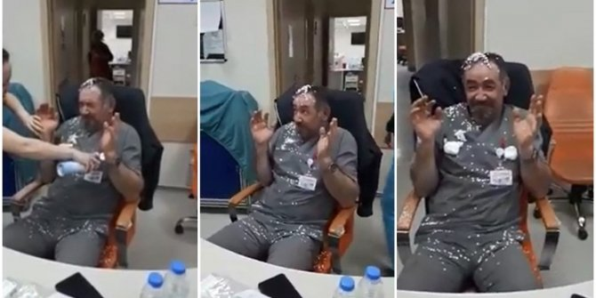 Hastanede skandal eğlenceye soruşturma