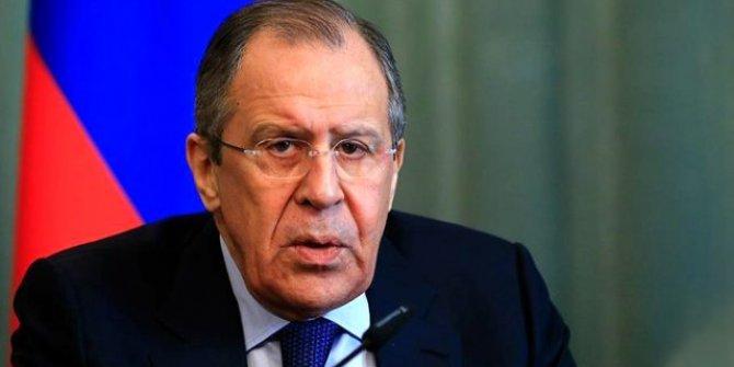 Lavrov: Ankara yeni operasyon planlamadığını söyledi
