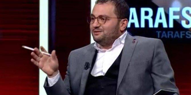 Canlı yayında Atatürk'e hakaret