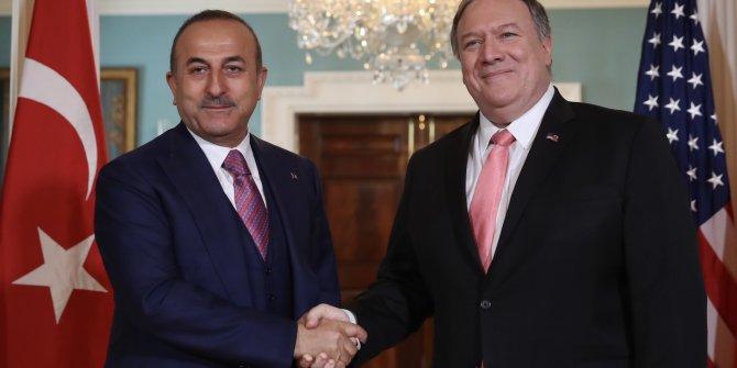 Pompeo'dan Türkiye açıklaması: İlişkileri güçlendirmekte kararlıyız
