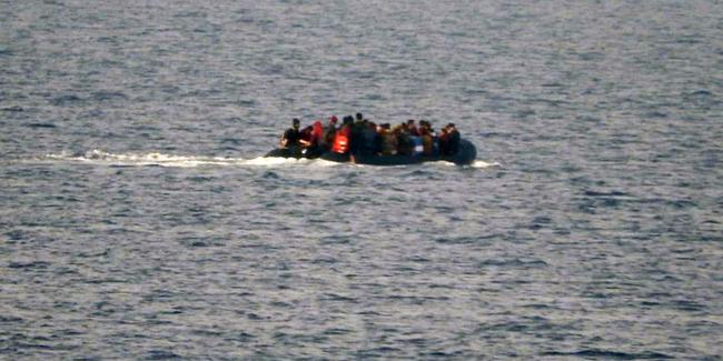 Akdeniz'de göçmen botu alabora oldu: 67 ölü